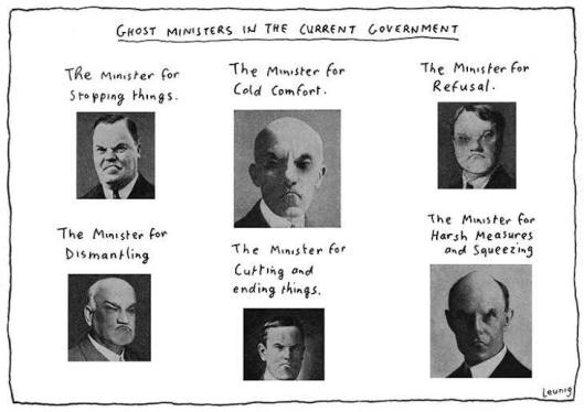 ghostministers