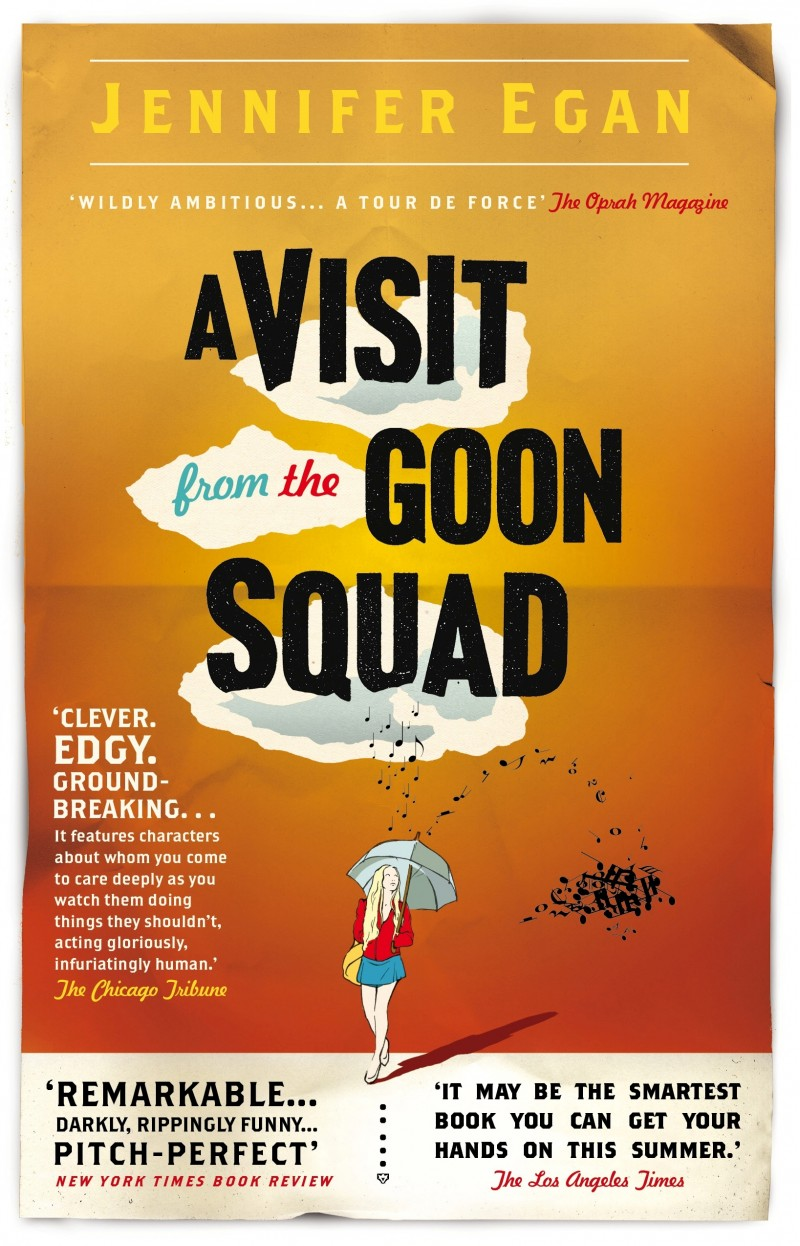A Visit from the Goon Squad by Jennifer Egan – review