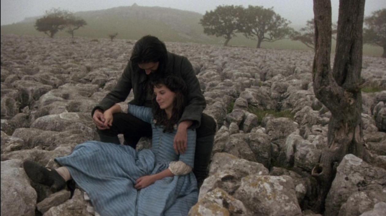 Symphonic Imagery in Wuthering Heights--an essay by William