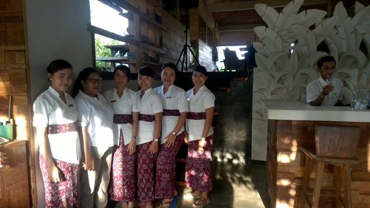 Wonderful Sri Ratih staff