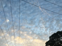 clouds melb