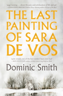 the last painting sara de vos
