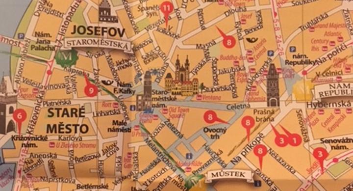 So. Prague a little ahead ofschedule