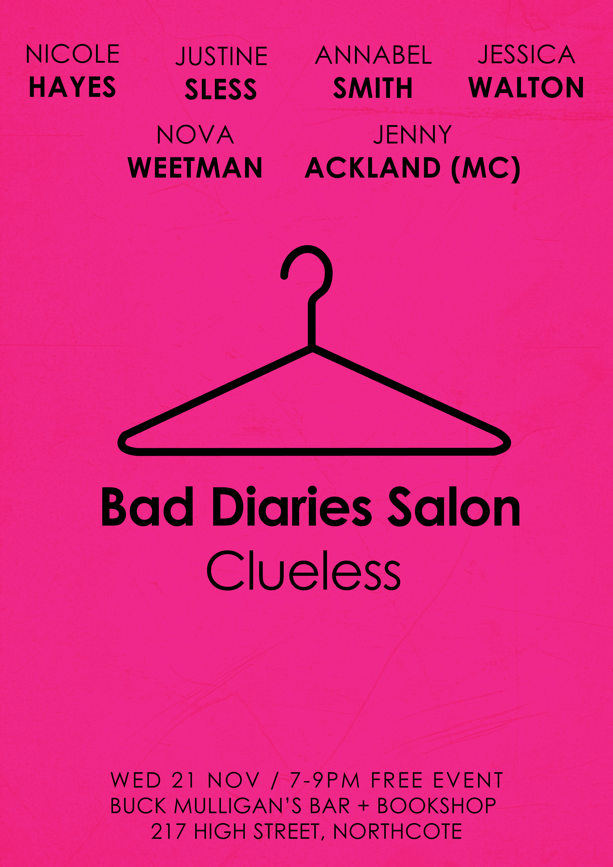 Bad-Diaries-Salon---CLUELESS---ONLINE