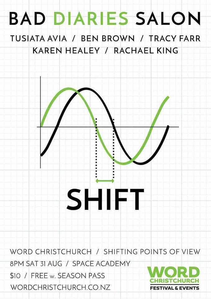 chch shift
